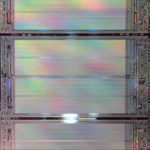 Silicon Wafer Detail Scan 7
