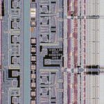 Silicon Wafer Detail Scan 10