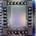 Silicon Wafer Detail Scan 18