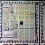 Silicon Wafer Detail Scan 22
