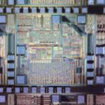 Silicon Wafer Detail Scan 26