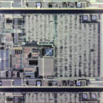 Silicon Wafer Detail Scan 30