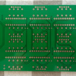 Surface Circuit Board Back
