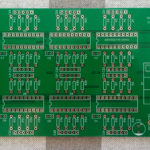 Surface Circuit Board Front